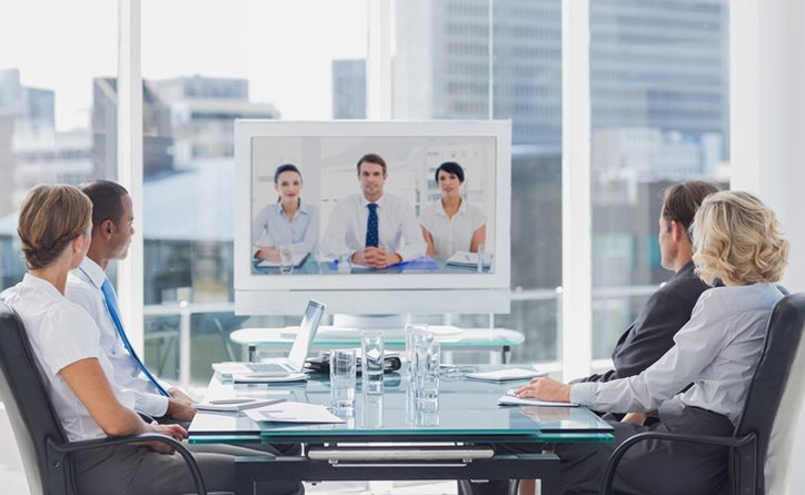 Improve your Business, video conferencing